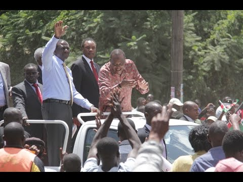 President warns politicians over incitement as he leads Kenyans in prayer