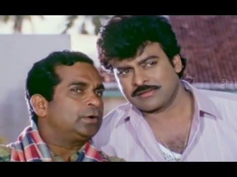 Alluda Majaka Movie Scenes -Chiranjeevi Father accepts Kota Srinivas Rao proposal