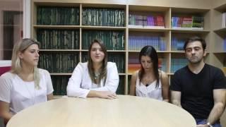 Depoimento (2) Biomédicos, Enfermeiros e Farmacêuticos módulo Seminários Clínicos | Nepuga SP