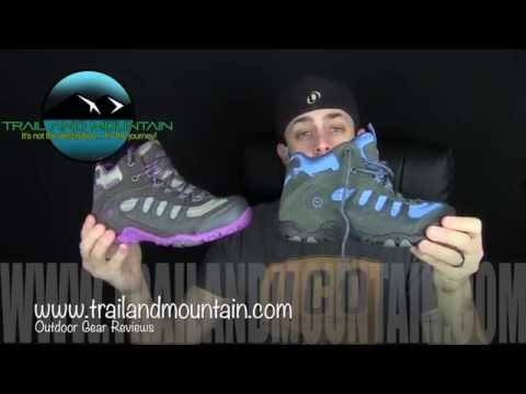 Hi Tec Penrith Waterproof Kids Hiking Boots Unboxing And Review