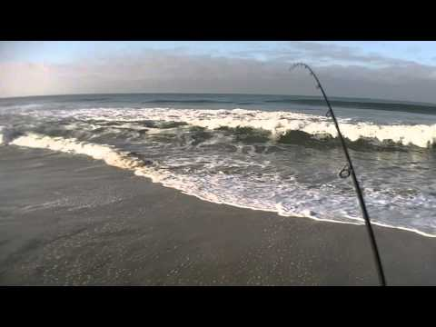 Fishing for Surf Perch in Oceanside and Carlsbad, CA – Feb 2012