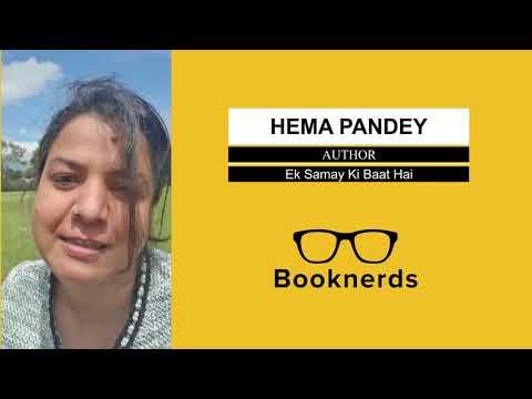 Testimonail|Hema Pandey|Writer