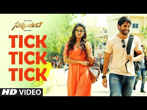 Tick Tick Tick Full Video Song - Savyasachi Video Songs | Naga Chaitanya, Nidhi Agarwal