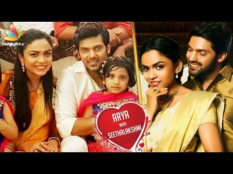 Arya to Marry Seetha Lakshmi ? | Enga Veetu Mapillai Show | Latest News