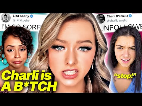Zoe Laverne COMES FOR Charli D'amelio!, Avani SPEAKS UP Against PEACHES, Liza & David APOLOGY..