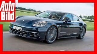 Porsche Panamera Turbo (2016) Review/Test/Fahrbericht by Auto Bild