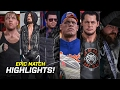 WWE 2K17 - Elimination Chamber Match 2017 | Epic Match Highlights!