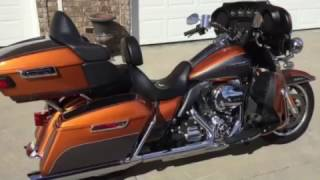 9. 2016 Harley Davidson Ultra Classic LOW FLHTCUL