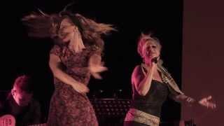 Agrigento Italy  city photos : Maria Russell in concerto alla Valle dei Templi Agrigento ( Italy)