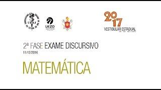 Questão 05 Resolvida Uerj 2° Exame Discursivo Prova Específica 2017 Progressão Geométrica. PG. Em uma atividade nas olimpíadas de matemática de uma escola, o...