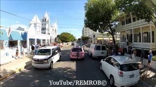 Key West (FL) United States  City new picture : Driving Duval Street Key West Florida