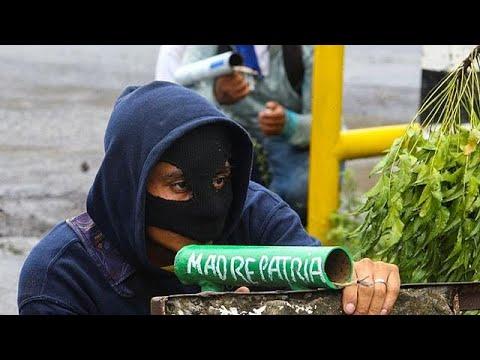 Νικαράγουα: Συνεχίζονται οι αντικυβερνητικές διαδηλώσεις …