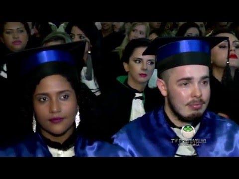 Colação de Garu faculdades FIMCA e Metropolitana 2016