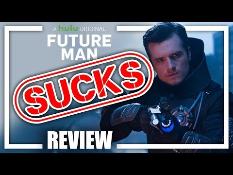 Hulu's Future Man Review: SUCKS