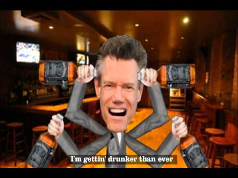 Randy Travis - Drunk And Buck Naked - Michael Mack
