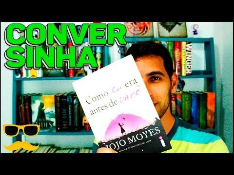 RESENHA (sem spoiler) COMO EU ERA ANTES DE VOCÃ, JOJO MOYES | VEDA #10 | Livraria em Casa