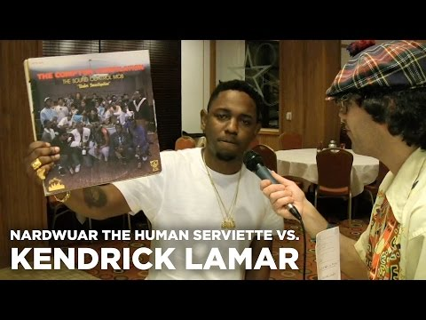 Video: Nardwuar vs. Kendrick Lamar