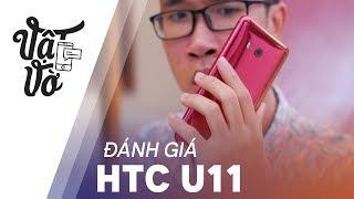 HTC U11, thiết kế mới mẻ, cấu hình mạnh mẽ trong phân khúc với Snapdragon 835, 6GB RAM và 128GB bộ nhờ trong. Hãy cùng mình trải nghiệm HTC U11 và những điểm mạnh của smartphone này.---------❇️ Xem các video game, ứng dụng hay cho smartphone: https://goo.gl/GuI25l✴️ Đánh giá/tư vấn các phân khúc dưới 3⃣️ triệu:https://goo.gl/EF0QKF✳️ Đánh giá/tư vấn các phân khúc 4⃣️ triệu: https://goo.gl/FVrKJ7✳️  Đánh giá/tư vấn các phân khúc 5⃣️ triệu: https://goo.gl/YlrYkh✳️ Đánh giá/tư vấn các smartphone phân khúc 7⃣️ triệu: https://goo.gl/YZAI0g✴️ Đánh giá/tư vấn các smartphone phân khúc 9⃣️ triệu:https://goo.gl/Q0X5OB⁉️⁉️ Video review, trên tay, các sản phẩm điện thoại, giá bán rẻ nhất, cửa hàng mua uy tín nhất, sản phẩm tốt nhất trong tầm giá và các tư vấn, lời khuyên, video so sánh các sản phẩm cần mua, đánh giá sản phẩm công nghệ, điện thoại di động, máy tính bảng, sản phẩm xách tay Hàn Quốc, Nhật Bản, sản phẩm chính hãng. Các video đánh giá này thuộc quyền sở hữu của Vật Vờ.✌️500 ANH EM HÃY VỀ ĐỘI CỦA MÌNH 🤝Fanpage: https://www.facebook.com/vinhvatvo69Facebook: https://www.facebook.com/xuanvinh1612Instagram: https://www.instagram.com/vatvo69Email: xuanvinh1612@gmail.comEmail liên hệ hợp tác quảng cáo: xuanvinh1612@gmail.com** My email to corporate: xuanvinh1612@gmail.com(Email chỉ để liên hệ hợp tác, không trả lời các thắc mắc tư vấn tình cảm, yêu đương và sản phẩm. Xin cám ơn.)