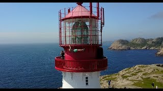 Combining my love of adventure, Calisthenics ninja training, and new DJI Mavic Pro drone for a sweet aerial view of the Southernmost tip of Norway! Let me kn...