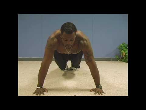 fitness training - Shoulders & Chest Routine Fitness Training Workout for Men & Women, Athlete Personal Training Darrell Thompson is a personal trainer for athletes who special...