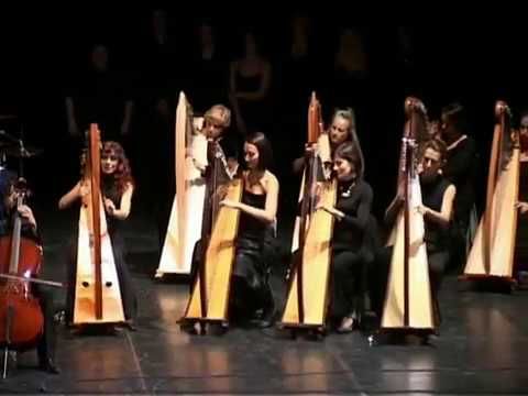 Celtic Harp Orchestra - The Shrine