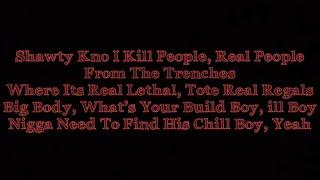 Trippie Redd - I Kill People Feat. Chief Keef & Tadoe (Lyrics)