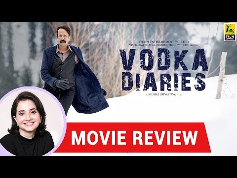 Anupama Chopra's Movie Review of Vodka Diaries