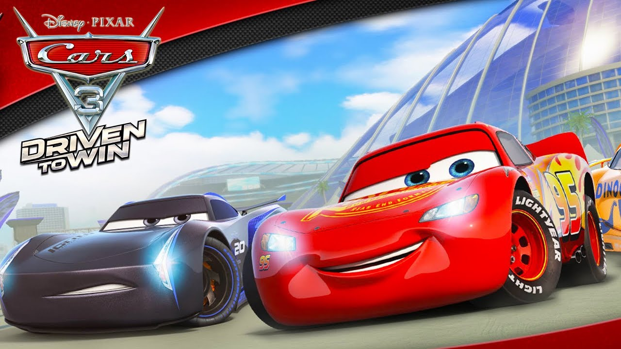 cars 3 flash mcqueen voiture jeux vid o de dessin anim en fran ais course vers la victoire 2. Black Bedroom Furniture Sets. Home Design Ideas