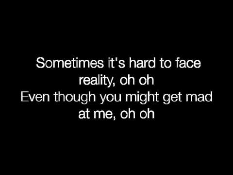 Justin Bieber - Hard 2 Face Reality ft. Poo Bear lyrics