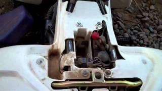 9. Suzuki lt80 quadsport 1995-1996