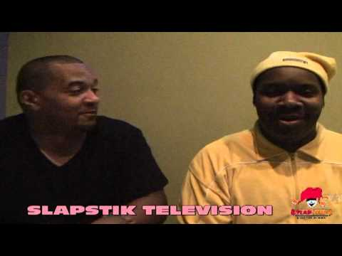 SlapStik TV with Kool Bubba Ice