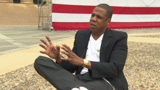 Jay-Z: Don't Blame Successful Businessmen for Economy