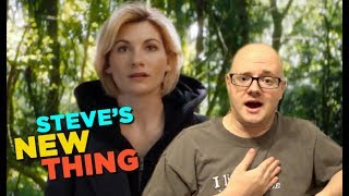 'Just Plain Steve' has evolved into something brand new! In this first episode.... Steve looks at the previous female Doctors, the...