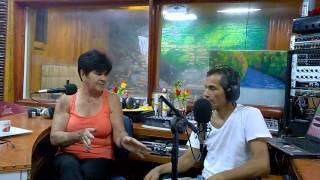 Pedrinho no Rádio Entrevista Norma Ayala