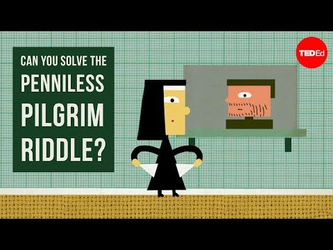 Dare You Attempt the Penniless Pilgrim Riddle?