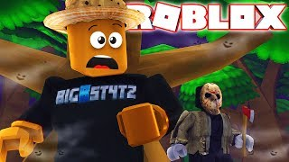 FRIDAY THE 13TH IN ROBLOX! (Warning! Scary)