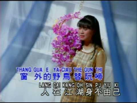 Hokkien song - cin pau yin KTV.