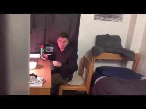 HILARIOUS! Dude Scares His Roommate over and over!