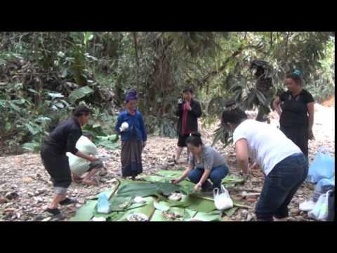 Family Trip To Laos Pt # 2
