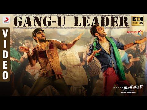 Gangleader - Gang-u Leader Promotional Video   Nani   Anirudh   Vikram K Kumar