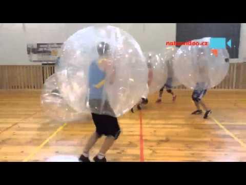 Bubblefootball v ČR