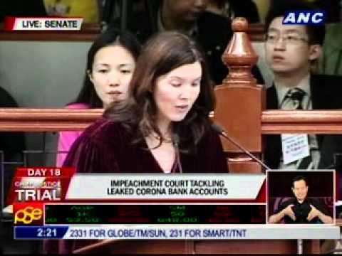 Legarda asks JPE: How do we regard testimony based on alleged fake bank documents?