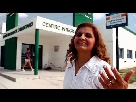 Ver el video Carmen. Protagonista del CIC de Marcos Paz