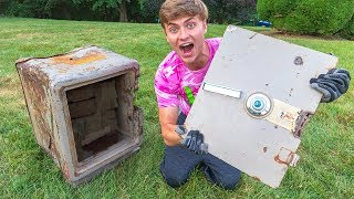 Video I CUT THE SAFE DOOR OFF!! (COPS CALLED) MP3, 3GP, MP4, WEBM, AVI, FLV Maret 2019