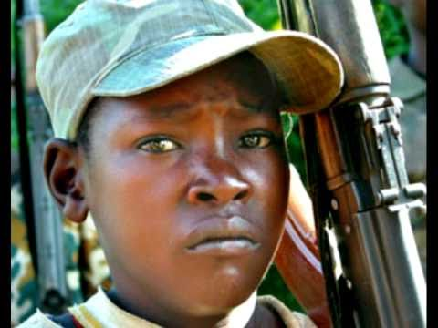 child soldiers - A quick video trying to give people an idea of the problem of child soldier use, through facts, quotes and photos. Check these links for more information: ht...