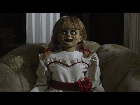 'Annabelle Comes Home' Trailer