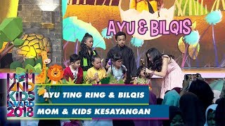 Video Kompak Banget! Mama Ayu Dan Bilqis Menang Mom & Kids Kesayangan - Mom &  Kids Award 2018 (21/7) MP3, 3GP, MP4, WEBM, AVI, FLV September 2018