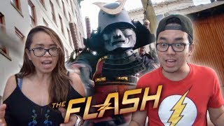 The Flash Season 4 Comic Con SDCC 2017 Official Trailer Reaction Review Discussion Analysis by The CW Network and DC ...