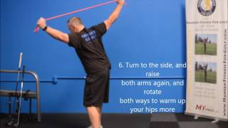 5 Minute Warm-Up Is What You Need To Save Strokes