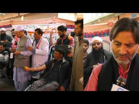 JKLF organises blood donation camp on Guru anniversary eve